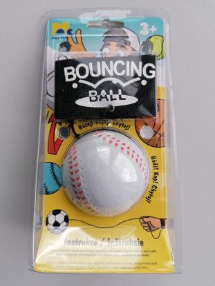 Obrázek Míček na gumičce - basebal
