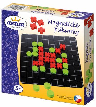 Obrázek Magnetická cestovní hra PIŠKVORKY