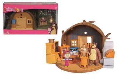 Obrázek Máša a medvěd Dům medvěda