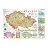 Obrázek z Puzzle Mapy české republiky 2000D