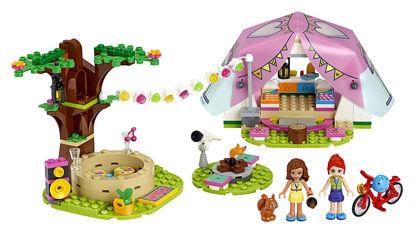 Obrázek LEGO Friends 41392 Luxusní kempování v přírodě