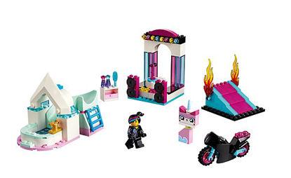 Obrázek LEGO Movie 70833 Lucy a její box pro stavitele!