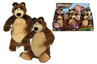 Obrázek Máša a medvěd - Plyšový medvěd