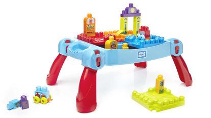 Obrázek Mega Bloks PRACOVNA malého stavitele