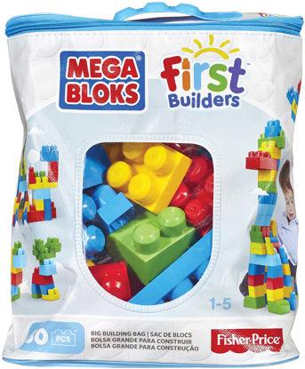Obrázek Mega Bloks  BIG BUILDING BAG BOYS (60)