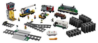 Obrázek LEGO City 60198 Nákladní vlak