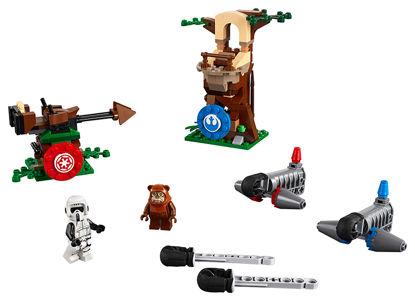 Obrázek LEGO Star Wars 75238 Napadení na planetě Endor™