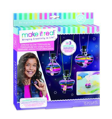 Obrázek Náhrdelník s lahvičkou na sny