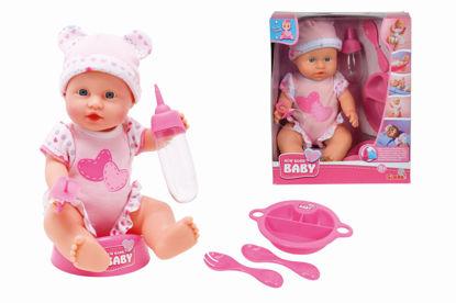 Obrázek New Born Baby Panenka Baby Care 30 cm