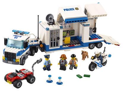 Obrázek LEGO City 60139 Mobilní velitelské centrum