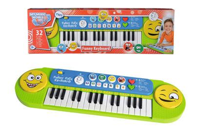 Obrázek Funny dětské klávesy