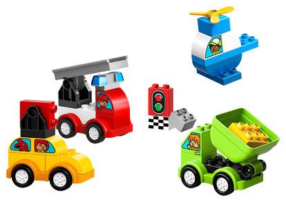 Obrázek LEGO Duplo 10886 Moje první vozidla