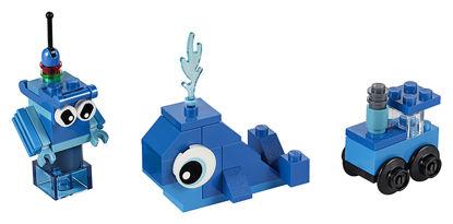 Obrázek LEGO Classic 11006 Modré kreativní kostičky