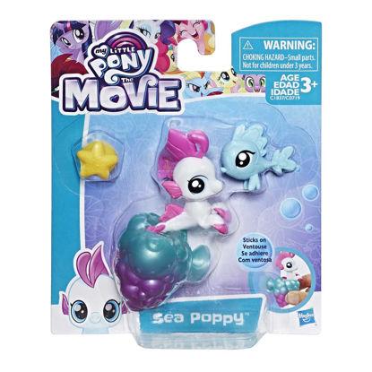 Obrázek MLP Mini pony s přísavkou a doplňky