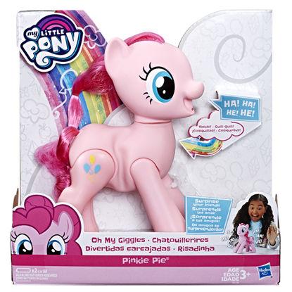 Obrázek My Little Pony Chichotající se Pinkie Pie