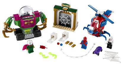 Obrázek LEGO Super Heroes 76149 Mysteriova hrozba