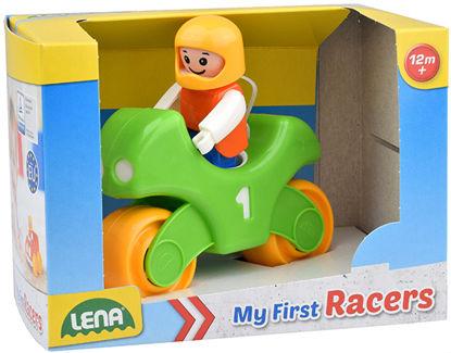 Obrázek My First Racers motorka