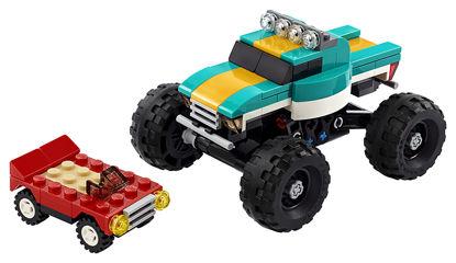 Obrázek LEGO Creator 31101 Monster truck