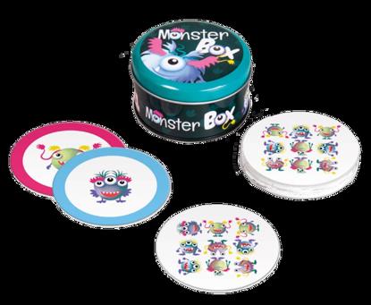 Obrázek MONSTER BOX Cestovní hra