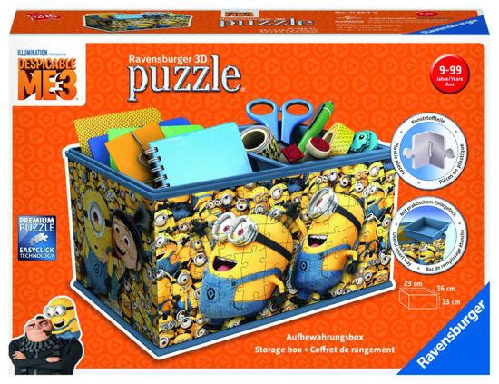 Obrázek z 3D Puzzle Mimoni