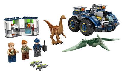 Obrázek LEGO Jurassic World 75940 Útěk gallimima a pteranodona