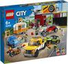 Obrázek z LEGO City 60258 Tuningová dílna