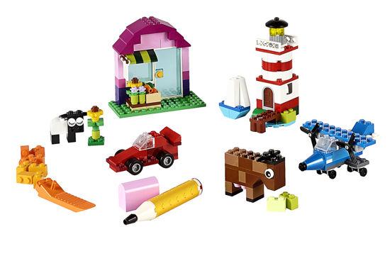 Obrázek z LEGO Classic 10692 Tvořivé kostky LEGO