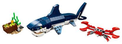 Obrázek LEGO Creator 31088 Tvorové z hlubin moří