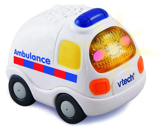 Obrázek z Vtech Tut Tut autíčko Ambulance CZ
