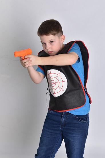 Obrázek z Vesty s vodní pistolkou