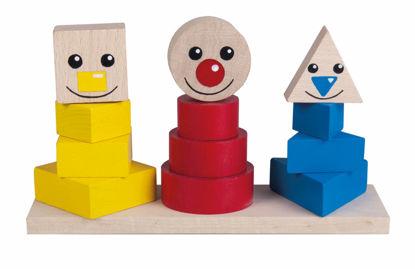 Obrázek Veselé pyramidy