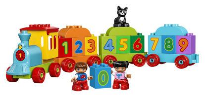 Obrázek LEGO Duplo 10847 Vláček s čísly