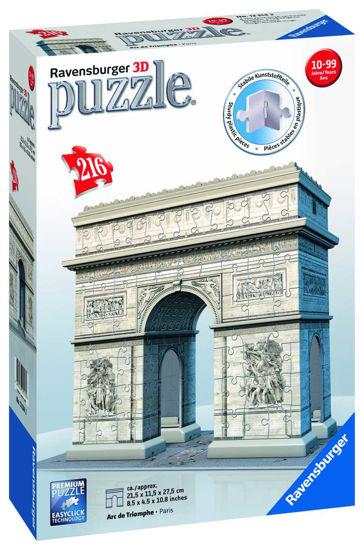 Obrázek z Vítězný oblouk 3D puzzle