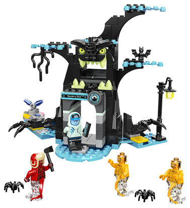 Obrázek LEGO Hidden Side 70427 Vítej v Hidden Side