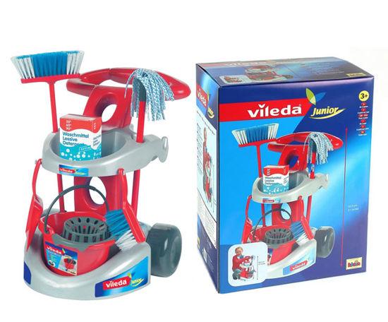 Obrázek z Vileda velký uklízecí vozík
