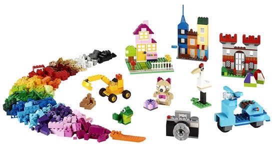 Obrázek z LEGO Classic 10698 Velký kreativní box LEGO