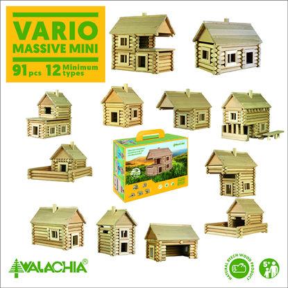 Obrázek Stavebnice VARIO MASSIVE mini 91 dílů