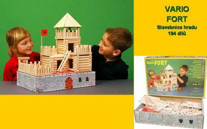 Obrázek Stavebnice Vario Fort