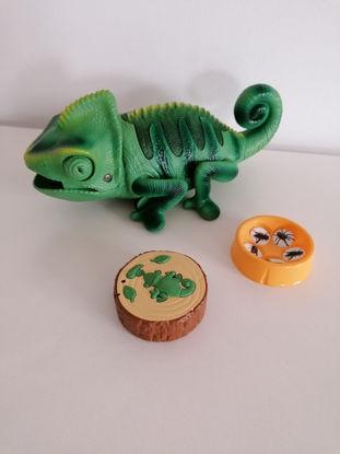 Obrázek Úžasný velký chameleon na ovládání