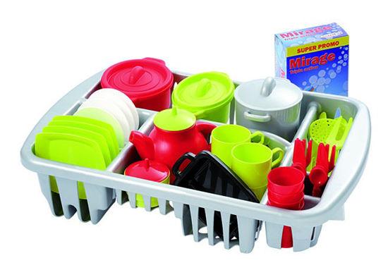 Obrázek z Velká sada nádobí s odkapávačem