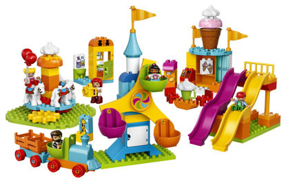 Obrázek LEGO Duplo 10840 Velká pouť