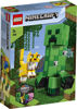 Obrázek z LEGO Minecraft 21156 Velká figurka: Creeper™ a Ocelot