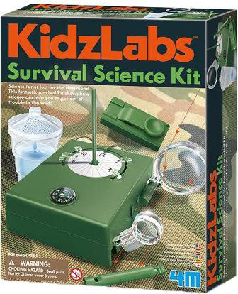 Obrázek KidzLabs Věda o přežití