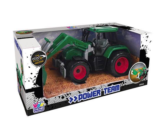 Obrázek z Traktor s nakladačem