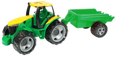 Obrázek Dětský traktor s přívěsem