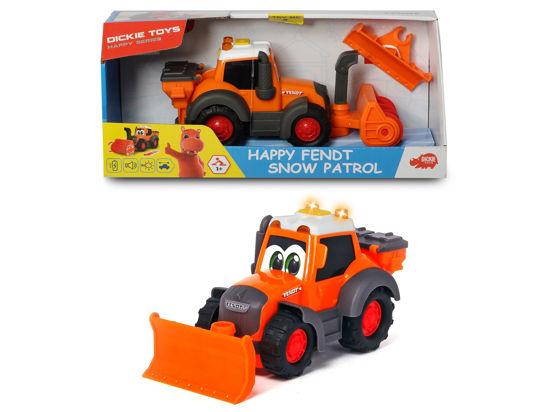 Obrázek z Traktor Happy Fendt Snow Patrol