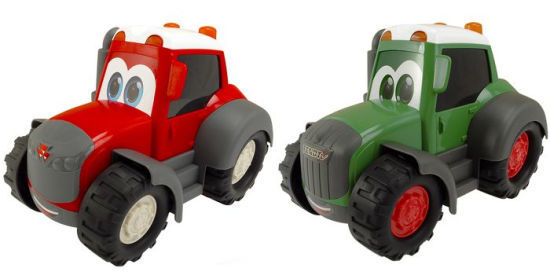 Obrázek z Traktor Happy