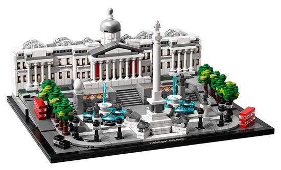 Obrázek z LEGO Architekt 21045 Trafalgarské náměstí