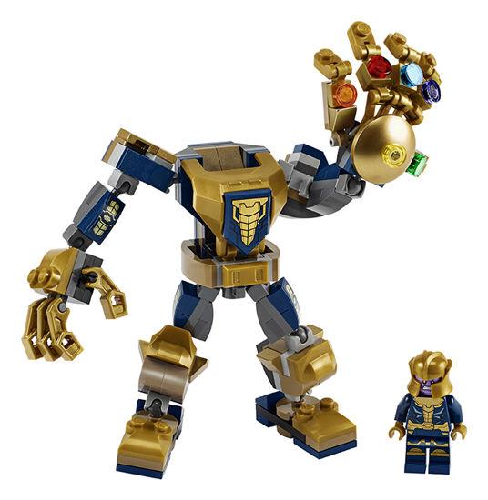 Obrázek z LEGO Super Heroes 76141 Thanosův robot