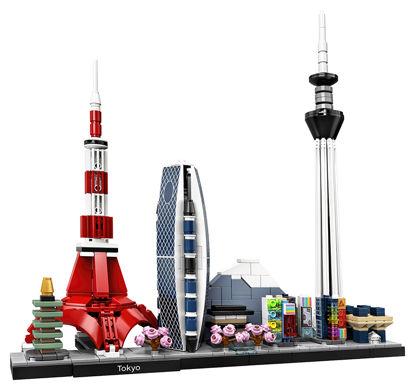 Obrázek LEGO Architekt 21051 Tokio